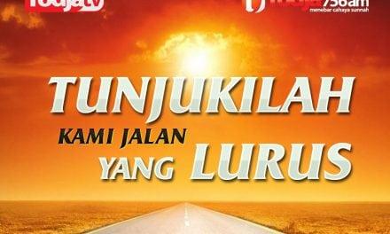 Tunjukilah Kami Jalan Yang Lurus (Ustadz Abu Yahya Badrusalam, Lc.)