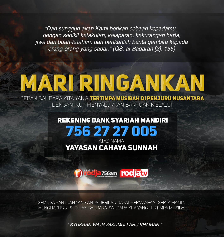 Download Poster Rodja Peduli Kemanusiaan Nasional