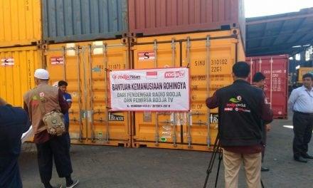 Bantuan Pangan Telah Sampai di Bangladesh dan Siap Didistribusikan kepada Pengungsi Rohingya