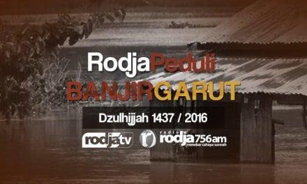 Rodja Peduli Banjir Garut – Dzulhijjah 1437 / 2016