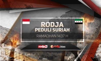 Rodja Peduli Suriah - Ramadhan 1437