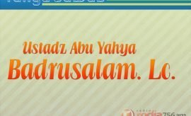 Tanya-Jawab Agama Islam: Ustadz Abu Yahya Badrusalam, Lc.