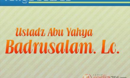 Tanya-Jawab: Seperti apakah ruqyah syar'iyyah itu, bagaimana hukumnya membuka praktik ruqyah, dan bagaimana hukum ruqyah via media sosial?